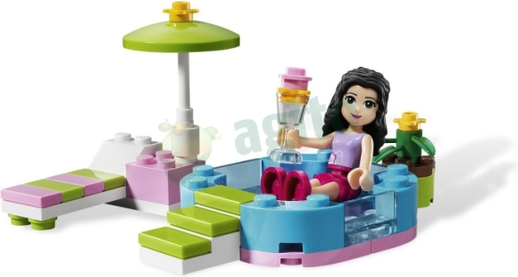 How To Build Lego Friends Emma S Horse